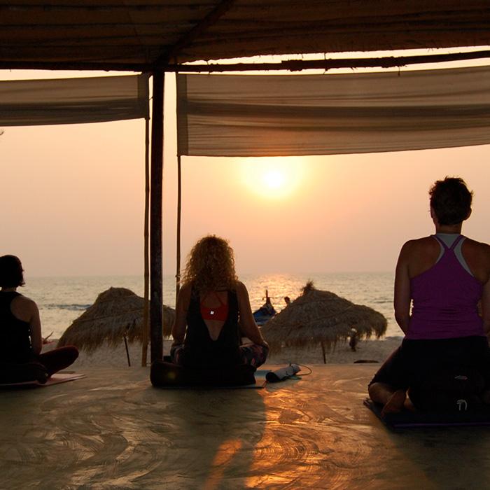 Goa-India Retreat