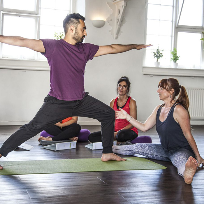 Vinyasa Flow Yoga Teacher Training