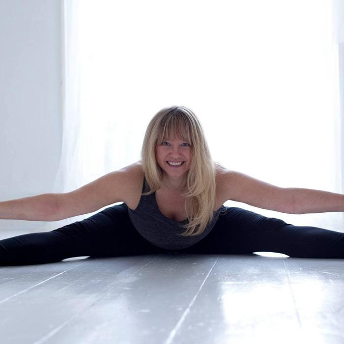 Dawn Wright Yin Yoga Teacher Training